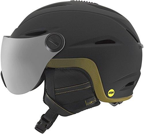 スノーボード ウィンタースポーツ 海外モデル ヨーロッパモデル アメリカモデル Giro Giro Essence MIPS Women's Snow Helmet with Integrated Goggle Shield Matte Black S (52-55.5スノーボード ウィンタースポーツ 海外モデル ヨーロッパモデル アメリカモデル Giro