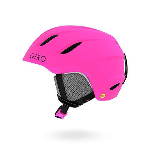 スノーボード ウィンタースポーツ 海外モデル ヨーロッパモデル アメリカモデル 海外モデル Giro 海外モデル Nine Jr. MIPS MD Kids Snow Helmet Matte Bright Pink MD 55.5?59cmスノーボード ウィンタースポーツ 海外モデル ヨーロッパモデル アメリカモデル, BALANCEDESIGN:78a1133e --- sunward.msk.ru