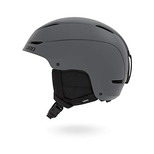 スノーボード ウィンタースポーツ 海外モデル ヨーロッパモデル アメリカモデル 7082591 Giro Ratio Snow Helmet - Matte Titanium - Size M (55.5-59cm)スノーボード ウィンタースポーツ 海外モデル ヨーロッパモデル アメリカモデル 7082591