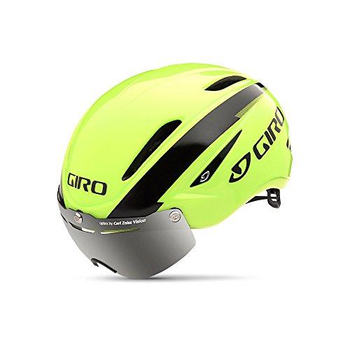 スノーボード ウィンタースポーツ 海外モデル ヨーロッパモデル アメリカモデル Giro Giro Air Attack Shield Aero Helmet Highlight Yellow/Black Small (51-55 cm)スノーボード ウィンタースポーツ 海外モデル ヨーロッパモデル アメリカモデル Giro