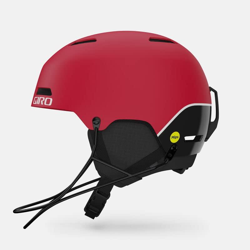 スノーボード ウィンタースポーツ 海外モデル ヨーロッパモデル アメリカモデル Giro Ledge SL MIPS Race Ski Helmet Matte Red MD 55.5?59cmスノーボード ウィンタースポーツ 海外モデル ヨーロッパモデル アメリカモデル