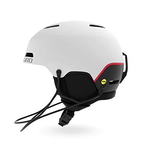 スノーボード ウィンタースポーツ 海外モデル ヨーロッパモデル アメリカモデル 【送料無料】Giro Ledge SL MIPS Race Snow Helmet - Matte White - Size S (52-55.5cm)スノーボード ウィンタースポーツ 海外モデル ヨーロッパモデル アメリカモデル