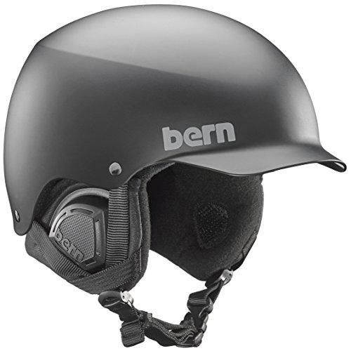 スノーボード ウィンタースポーツ 海外モデル ヨーロッパモデル アメリカモデル Bern BERN Baker MIPS Snow Helmet (Matte Black MIPS with Black Liner, Small)スノーボード ウィンタースポーツ 海外モデル ヨーロッパモデル アメリカモデル Bern