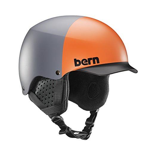 スノーボード Hatstyle ウィンタースポーツ 海外モデル ヨーロッパモデル アメリカモデル 海外モデル SM04E17MGH1 Baker Bern Baker Snow Helmet (Matte Grey Hatstyle with Black Liner, Small)スノーボード ウィンタースポーツ 海外モデル ヨーロッパモデル アメリカモデル SM04E17MGH1, ロングライフストア:bceca5db --- sunward.msk.ru