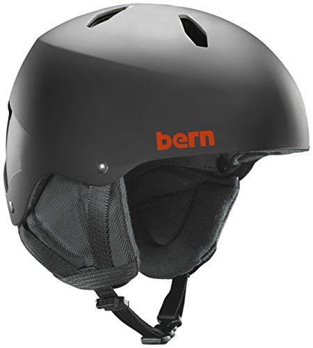 スノーボード ウィンタースポーツ 海外モデル ヨーロッパモデル アメリカモデル BERN Team Diablo Jr MIPS Helmet - Kid's Matte Black/Black Liner Mediumスノーボード ウィンタースポーツ 海外モデル ヨーロッパモデル アメリカモデル