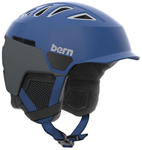 スノーボード ウィンタースポーツ 海外モデル ヨーロッパモデル アメリカモデル SM00D17SBL1 Bern SM00D17SBL1 Bern Heist Heist Brim Helmet - Men's Satin Blue/Black Liner Smallスノーボード ウィンタースポーツ 海外モデル ヨーロッパモデル アメリカモデル SM00D17SBL1, 生月町:a9b96901 --- sunward.msk.ru