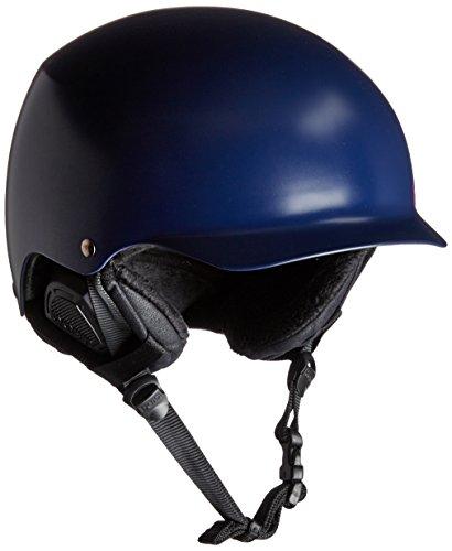 スノーボード ウィンタースポーツ 海外モデル ヨーロッパモデル アメリカモデル SW04ESNVG01 Bern Muse EPS Helmet Satin Navy Geo Graphic S/Mスノーボード ウィンタースポーツ 海外モデル ヨーロッパモデル アメリカモデル SW04ESNVG01
