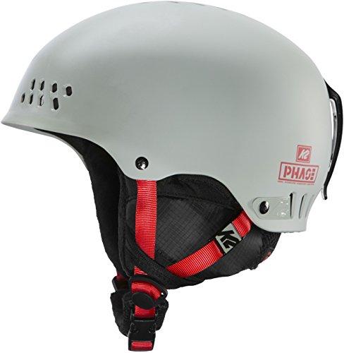 スノーボード ウィンタースポーツ 海外モデル ヨーロッパモデル アメリカモデル 10B4000.2.2.M K2 Phase Pro Ski Helmet - Gray Mediumスノーボード ウィンタースポーツ 海外モデル ヨーロッパモデル アメリカモデル 10B4000.2.2.M