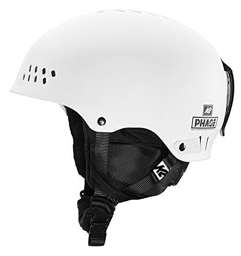 スノーボード ウィンタースポーツ 海外モデル ヨーロッパモデル アメリカモデル 10B4000.2.1.L/XL 【送料無料】K2 Phase Pro Ski Helmet - White Large/X-Largeスノーボード ウィンタースポーツ 海外モデル ヨーロッパモデル アメリカモデル 10B4000.2.1.L/XL
