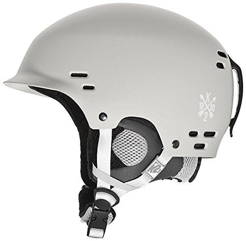 スノーボード ウィンタースポーツ 海外モデル ヨーロッパモデル アメリカモデル 1054004.1.1 K2 Thrive Helmet - Men's Gray Smallスノーボード ウィンタースポーツ 海外モデル ヨーロッパモデル アメリカモデル 1054004.1.1