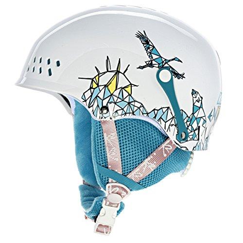 スノーボード ウィンタースポーツ 海外モデル ヨーロッパモデル アメリカモデル S1308013012 K2 Entity Ski Helmet, Small, Whiteスノーボード ウィンタースポーツ 海外モデル ヨーロッパモデル アメリカモデル S1308013012