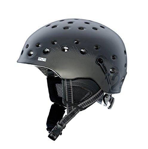 スノーボード ウィンタースポーツ 海外モデル ヨーロッパモデル アメリカモデル 1044103.1.1.S K2 Route Ski Helmet - Men's Black Smallスノーボード ウィンタースポーツ 海外モデル ヨーロッパモデル アメリカモデル 1044103.1.1.S
