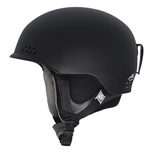 スノーボード ウィンタースポーツ 海外モデル ヨーロッパモデル アメリカモデル S1508003012 K2 Rival Ski Helmet, Black, Smallスノーボード ウィンタースポーツ 海外モデル ヨーロッパモデル アメリカモデル S1508003012