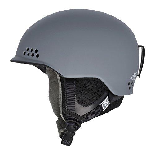 スノーボード ウィンタースポーツ 海外モデル ヨーロッパモデル アメリカモデル S1508003022 K2 Rival Ski Helmet, Gray, Smallスノーボード ウィンタースポーツ 海外モデル ヨーロッパモデル アメリカモデル S1508003022
