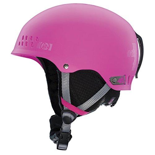 スノーボード ウィンタースポーツ 海外モデル ヨーロッパモデル アメリカモデル S1408008032 K2 Emphasis Ski Helmet, Pink, Smallスノーボード ウィンタースポーツ 海外モデル ヨーロッパモデル アメリカモデル S1408008032