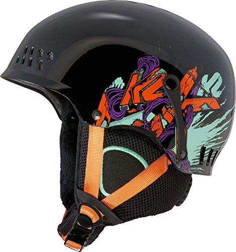 スノーボード ウィンタースポーツ 海外モデル ヨーロッパモデル アメリカモデル S1208014022 K2 Junior Entity Helmet (Black, Small)スノーボード ウィンタースポーツ 海外モデル ヨーロッパモデル アメリカモデル S1208014022