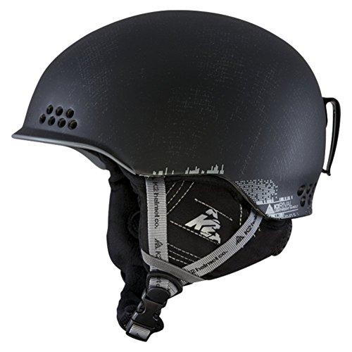 スノーボード ウィンタースポーツ 海外モデル ヨーロッパモデル アメリカモデル S1208006012 【送料無料】K2 Rival Helmet (Black, Small)スノーボード ウィンタースポーツ 海外モデル ヨーロッパモデル アメリカモデル S1208006012