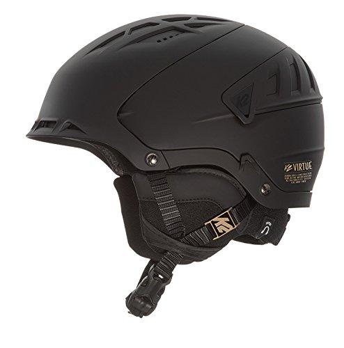 スノーボード ウィンタースポーツ 海外モデル ヨーロッパモデル アメリカモデル 10A4001.1.1 10A4001.1.1 - K2 Virtue Helmet Womens Audio Helmet 2019 - Medium/Blackスノーボード ウィンタースポーツ 海外モデル ヨーロッパモデル アメリカモデル 10A4001.1.1, 新宿BLG餃子:63bda007 --- makeitinfiji.com