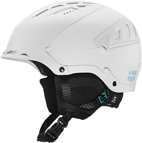 スノーボード ウィンタースポーツ 海外モデル ヨーロッパモデル アメリカモデル 10A4001.2.1.S 【送料無料】K2 Virtue Ski Helmet - White Smallスノーボード ウィンタースポーツ 海外モデル ヨーロッパモデル アメリカモデル 10A4001.2.1.S