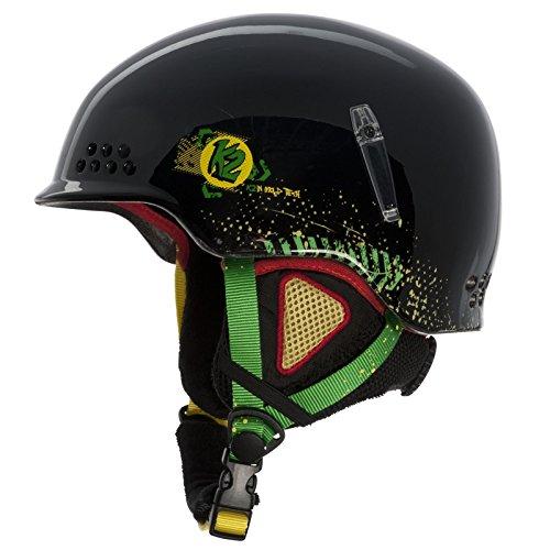 スノーボード ウィンタースポーツ 海外モデル ヨーロッパモデル アメリカモデル S1308011021 K2 Illusion Ski Helmet, Black, X-Smallスノーボード ウィンタースポーツ 海外モデル ヨーロッパモデル アメリカモデル S1308011021