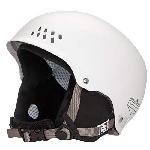 スノーボード ウィンタースポーツ 海外モデル ヨーロッパモデル アメリカモデル 1054008.2.2.M K2 Emphasis Womens Audio Helmet 2019 - Medium/Whiteスノーボード ウィンタースポーツ 海外モデル ヨーロッパモデル アメリカモデル 1054008.2.2.M