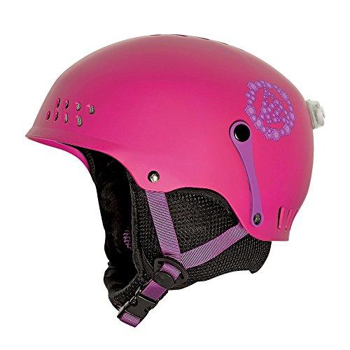 スノーボード ウィンタースポーツ 海外モデル ヨーロッパモデル アメリカモデル 1054010.1.3.XS K2 Entity Helmet - Kid's Pink X-Smallスノーボード ウィンタースポーツ 海外モデル ヨーロッパモデル アメリカモデル 1054010.1.3.XS