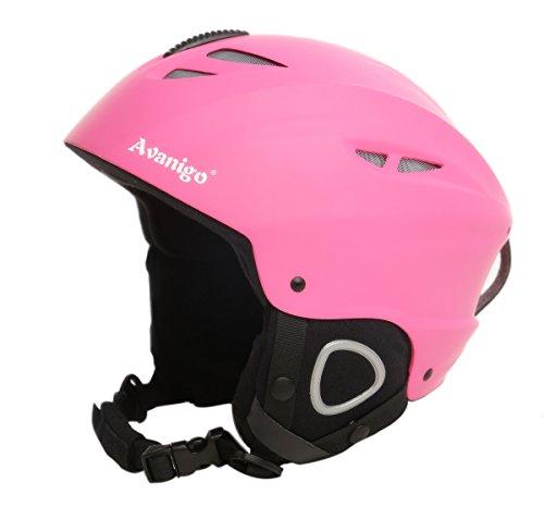 スノーボード ウィンタースポーツ 海外モデル ヨーロッパモデル アメリカモデル Avanigo Ski Helmet with Safety Certificate, Snow Sport Helmets Skiing Snowboarding Gear for Men Womeスノーボード ウィンタースポーツ 海外モデル ヨーロッパモデル アメリカモデル