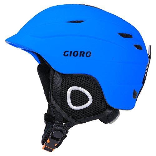 スノーボード ウィンタースポーツ 海外モデル ヨーロッパモデル アメリカモデル 693 GIORO Multi Snow Sports Helmet,Unisex Adult Lightweight Outdoor Skiing Snowboard Helmet withスノーボード ウィンタースポーツ 海外モデル ヨーロッパモデル アメリカモデル 693