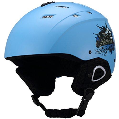 スノーボード ウィンタースポーツ 海外モデル ヨーロッパモデル アメリカモデル uxcell Carryon Authorized Unisex Snowboard Ski Helmet Winter Biking Skate Sports Protect Liner Sky Bスノーボード ウィンタースポーツ 海外モデル ヨーロッパモデル アメリカモデル
