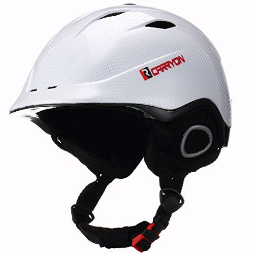 スノーボード ウィンタースポーツ 海外モデル ヨーロッパモデル アメリカモデル uxcell Carryon Authorized Unisex Snowboard Ski Helmet Winter Biking Skate Sports Protect Liner Whiteスノーボード ウィンタースポーツ 海外モデル ヨーロッパモデル アメリカモデル