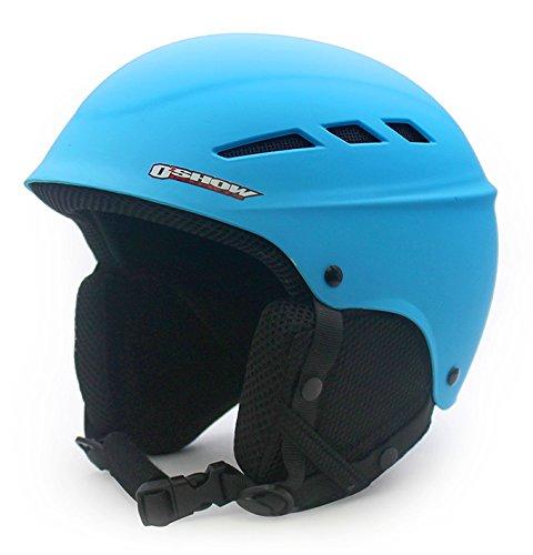 スノーボード ウィンタースポーツ 海外モデル ヨーロッパモデル Snow (Blue, アメリカモデル Woljay Ski helmet 海外モデル women/ men Snowboard Helmet Windproof Ultralight Winter Snow Sports (Blue, M (57-スノーボード ウィンタースポーツ 海外モデル ヨーロッパモデル アメリカモデル, 西松屋チェーン:e6d61330 --- sunward.msk.ru