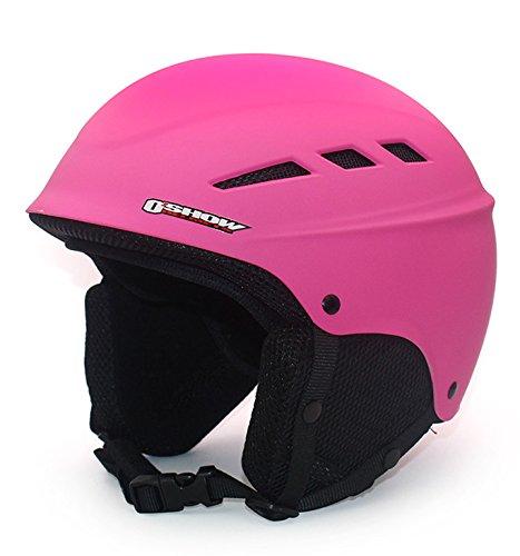 スノーボード ウィンタースポーツ 海外モデル ヨーロッパモデル アメリカモデル Woljay Ski helmet women / men Snowboard Helmet Windproof Ultralight Winter Snow Sports (Pink, M (57-スノーボード ウィンタースポーツ 海外モデル ヨーロッパモデル アメリカモデル