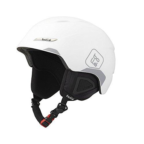 スノーボード ウィンタースポーツ 海外モデル ヨーロッパモデル アメリカモデル 31462 Bolle B-Yond Soft Helmet, White/Grey, 54-58cmスノーボード ウィンタースポーツ 海外モデル ヨーロッパモデル アメリカモデル 31462