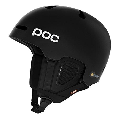 スノーボード ウィンタースポーツ 海外モデル ヨーロッパモデル アメリカモデル 10460 POC Fornix, Lightweight Well-Ventilated Helmet, Matt Black, MLGスノーボード ウィンタースポーツ 海外モデル ヨーロッパモデル アメリカモデル 10460