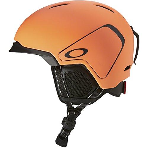 スノーボード ウィンタースポーツ 海外モデル ヨーロッパモデル アメリカモデル 99432-986 Oakley Mod 3 Adult Ski/Snowboarding Helmet - Matte Neon Orange/Smallスノーボード ウィンタースポーツ 海外モデル ヨーロッパモデル アメリカモデル 99432-986