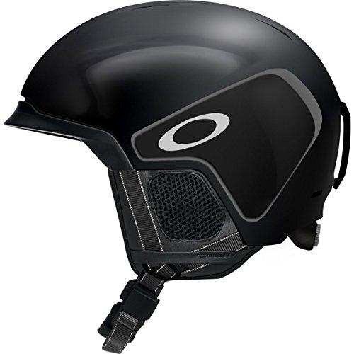 スノーボード ウィンタースポーツ 海外モデル ヨーロッパモデル アメリカモデル 99432-02J Oakley Mod3 Snow Helmet, Polished Black, Mediumスノーボード ウィンタースポーツ 海外モデル ヨーロッパモデル アメリカモデル 99432-02J