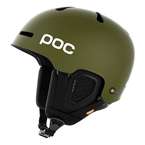 スノーボード ウィンタースポーツ 海外モデル ヨーロッパモデル アメリカモデル PO-91233 POC Fornix, Lightweight Well-Ventilated Helmet, Polydenum Green, XS/Sスノーボード ウィンタースポーツ 海外モデル ヨーロッパモデル アメリカモデル PO-91233