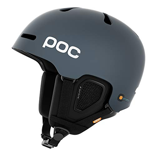 スノーボード ウィンタースポーツ 海外モデル ヨーロッパモデル アメリカモデル PO-91200 POC Fornix, Lightweight Well-Ventilated Helmet, Polystyrene Grey, XS/Sスノーボード ウィンタースポーツ 海外モデル ヨーロッパモデル アメリカモデル PO-91200