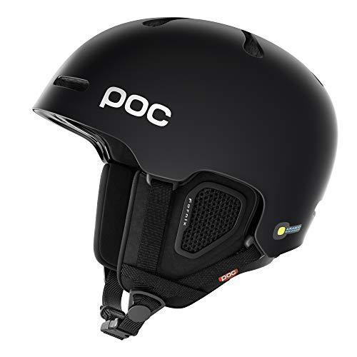 スノーボード ウィンタースポーツ 海外モデル ヨーロッパモデル アメリカモデル PC104609002XSS1 【送料無料】POC Fornix Helmet (Black, X-Small - Small/51-54)スノーボード ウィンタースポーツ 海外モデル ヨーロッパモデル アメリカモデル PC104609002XSS1