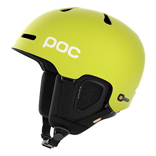 スノーボード ウィンタースポーツ 海外モデル ヨーロッパモデル アメリカモデル PO-91220 POC Fornix, Lightweight Well-Ventilated Helmet, Hexane Yellow, XL/XXLスノーボード ウィンタースポーツ 海外モデル ヨーロッパモデル アメリカモデル PO-91220