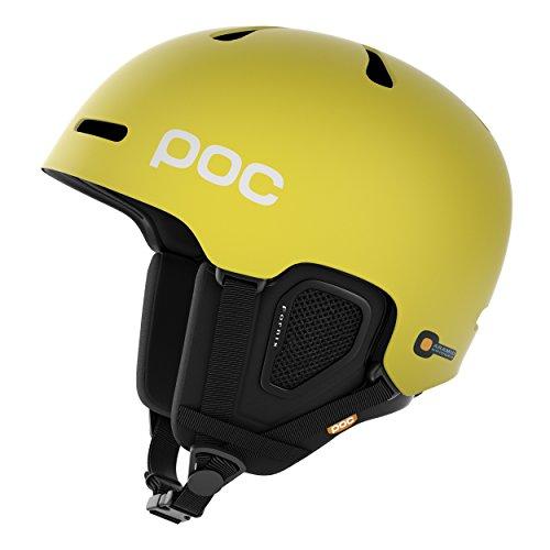スノーボード ウィンタースポーツ 海外モデル ヨーロッパモデル アメリカモデル PO-91222 POC Fornix, Lightweight Well-Ventilated Helmet, Litium Yellow, M-Lスノーボード ウィンタースポーツ 海外モデル ヨーロッパモデル アメリカモデル PO-91222