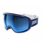 スノーボード ウィンタースポーツ 海外モデル ヨーロッパモデル アメリカモデル PO-91823 POC Fovea Clarity Comp American Downhiller Goggle, Lead Blue/Spektris Silver, ONEスノーボード ウィンタースポーツ 海外モデル ヨーロッパモデル アメリカモデル PO-91823