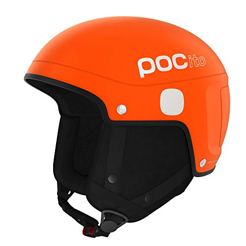 スノーボード ウィンタースポーツ 海外モデル ヨーロッパモデル アメリカモデル 10150-Fluorescent Orange 51-54 POC POCito Light Helmet (Fluorescent Oスノーボード ウィンタースポーツ 海外モデル ヨーロッパモデル アメリカモデル 10150-Fluorescent Orange 51-54