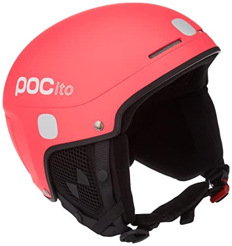 スノーボード ウィンタースポーツ 海外モデル ヨーロッパモデル アメリカモデル 10150-Fluorescent Pink 55-58 【送料無料】POC, POCito Skull Light,スノーボード ウィンタースポーツ 海外モデル ヨーロッパモデル アメリカモデル 10150-Fluorescent Pink 55-58