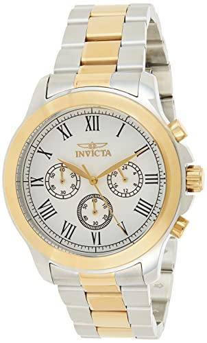 インヴィクタ インビクタ 腕時計 メンズ 21659 【送料無料】Invicta Men's 21659 Specialty Analog Display Swiss Quartz Two Tone Watchインヴィクタ インビクタ 腕時計 メンズ 21659