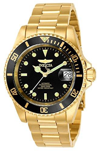 インヴィクタ インビクタ プロダイバー 腕時計 メンズ 8929OB 【送料無料】Invicta Men's 8929OB Pro Diver Analog Display Japanese Automatic Gold/Black Watchインヴィクタ インビクタ プロダイバー 腕時計 メンズ 8929OB
