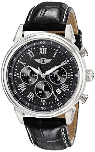 腕時計 インヴィクタ インビクタ メンズ 90242-001 【送料無料】I By Invicta Men's 90242-001 Stainless Steel Watch with Black Band腕時計 インヴィクタ インビクタ メンズ 90242-001