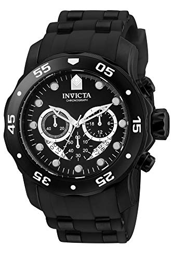 インヴィクタ インビクタ プロダイバー 腕時計 メンズ 6986 【送料無料】Invicta Men's 6986 Pro Diver Collection Chronograph Black Watchインヴィクタ インビクタ プロダイバー 腕時計 メンズ 6986