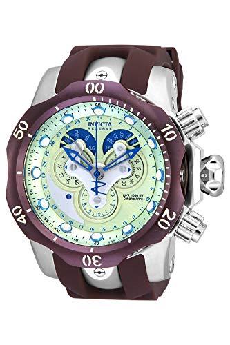 インヴィクタ インビクタ ベノム 腕時計 メンズ 14461 【送料無料】Invicta Men's 14461 Venom Analog Display Swiss Quartz Brown Watchインヴィクタ インビクタ ベノム 腕時計 メンズ 14461