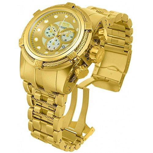 インヴィクタ インビクタ ボルト 腕時計 メンズ 12738 Invicta Men's 12738 Bolt Analog Display Quartz Gold Watchインヴィクタ インビクタ ボルト 腕時計 メンズ 12738